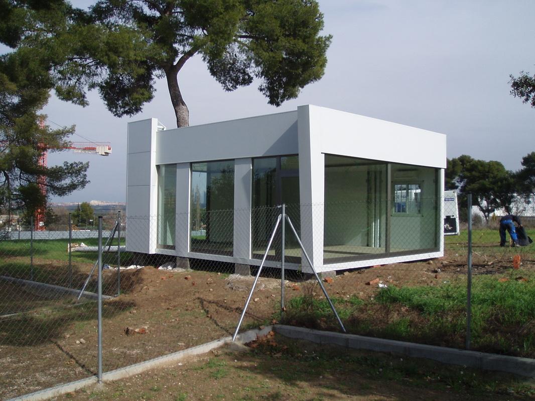 oficinas prefabricadas y casetas de informaci n