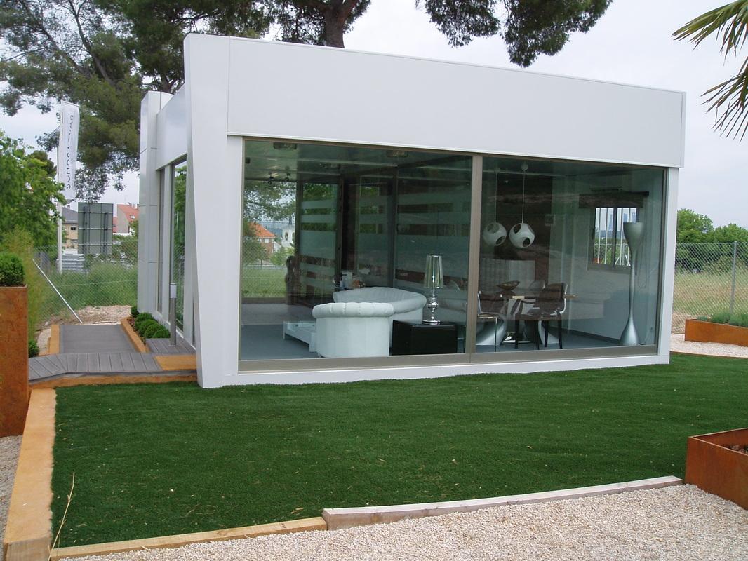 Alquiler y venta de viviendas modulares prefabricadas for Viviendas modulares diseno